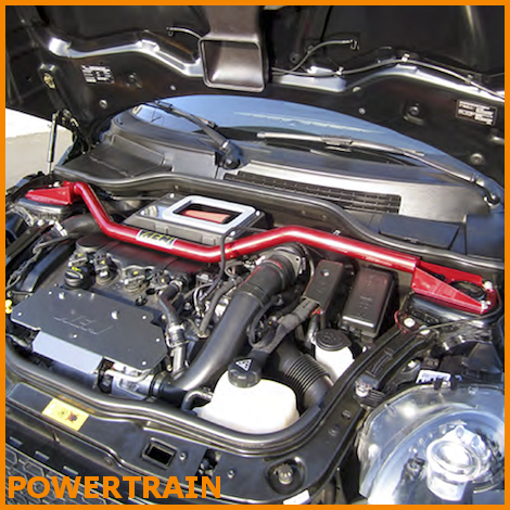 Hoover's Garage Pakete Packages - Powertrain - Tuning für MINI