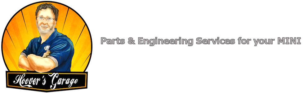 Hoover's Garage - Parts & Engineering Services for your MINI-Logo
