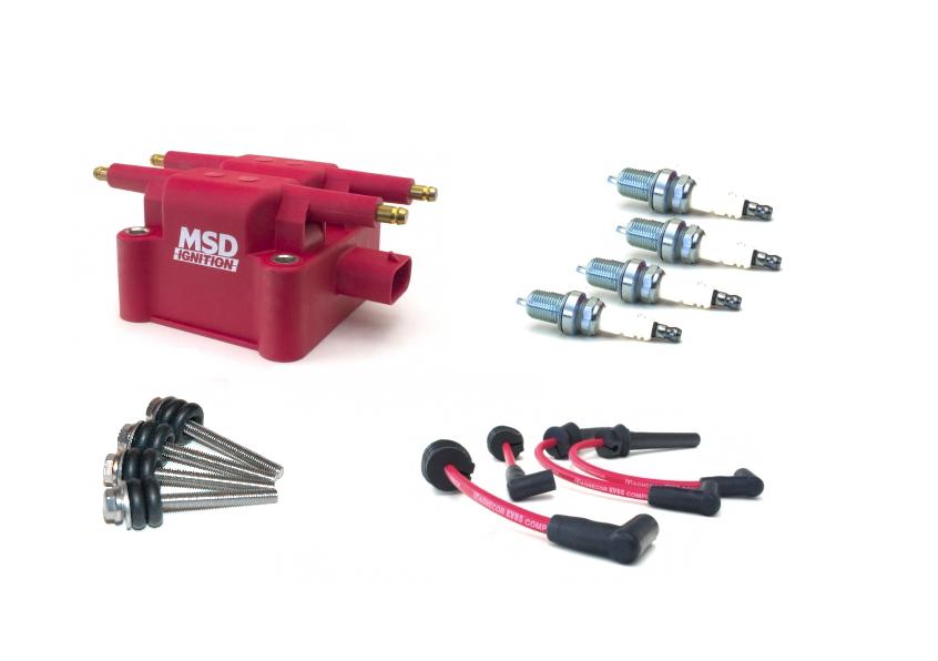 Tuning Für Mini Mini Teile Mehr Msd Hochleistung Zündspulen